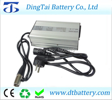 Fast charge 58.8v 3A electric bike battery charger for li ion 14S li-ion 52v battery+ free shipping