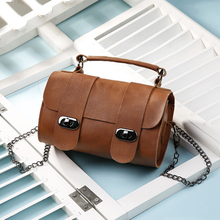 2017 Summer Korean Version Of The New Bucket Bag Handbag Shoulder Diagonal Chain Female Mini Messenger B