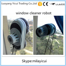Mini glass clean robot with Unique size and Smart Move system increase speed and coverage window clean robot