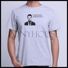 Yja Fight Club Quote t-shirt Top Lycra Cotton Men T Shirt