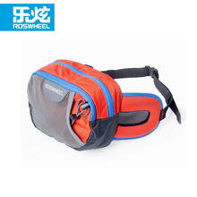 ROSWHEEL outdoor sports running mtb bike bicycle bag waist bag sport accessories 210D nylon material 126g light weight(China)