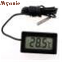 Super New Mini Digital LCD Thermometer Temperature Sensor Fridge Freezer Thermometer 170221