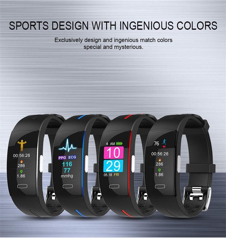 h3 colorful smart bracelet 08