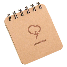 Affordable New Fashion Notebook,Creative Notepad Business Diary Office Student Portable Notebook thunder