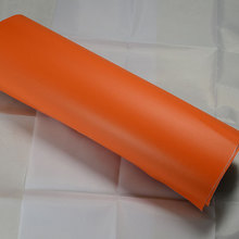 2015 ROHS Fashion China Dream Orange Matte1.52X15M Best Choice For One Car With Channel Noble Pattern Car Windscreen Sticker(China)