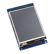 Free Shipping 2.8 inch TFT Touch LCD Screen Display Module for arduino UNO R3 HIGH QUALITY(China)