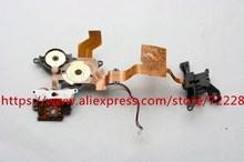 Repair Parts For Nikon D3100 Top Cover Function Mode Turntable Power Switch Flexible Cable