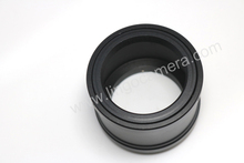 "LC8289 Metal T2- Mount Lens Adapter Ring T2/M42 0.75"" for Canon -M camera(China)"