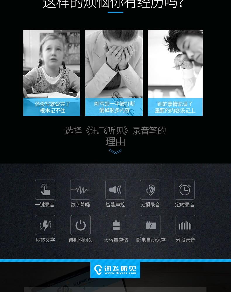Iflytek Portable Digital Voice Recorder (5)