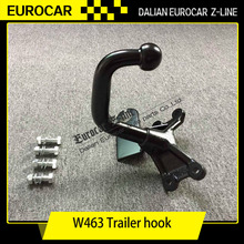 W463 G Towbar Trailer mounting Trailer hook  W463 G class G500 G55 G63 Trailer Ball Hitch Tow