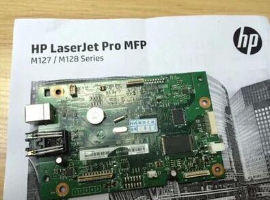 Free shipping Formatter Board for HP LaserJet Pro MFP M127 M128 CZ181-60001 CZ183-60001 print parts on sale<br><br>Aliexpress