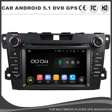 Car DVD Player For MAZDA CX-7 CX7 GPS NAVIGATION SYSTEM ANDROID 5.1 RK3188 Radio RDS Bluetooth Mirror Link 1080p Free Map Wifi