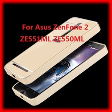 Free Shipping for Asus ZenFone 2 ZE551ML ZE550ML Z00AD Colourful Alunminum Plastic Metal Frame Rim Bounding Box Cover Shell Case
