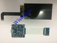 5.5 inch LCD screen display with HDMI top MIPI controller board for WANHAO D7(China)