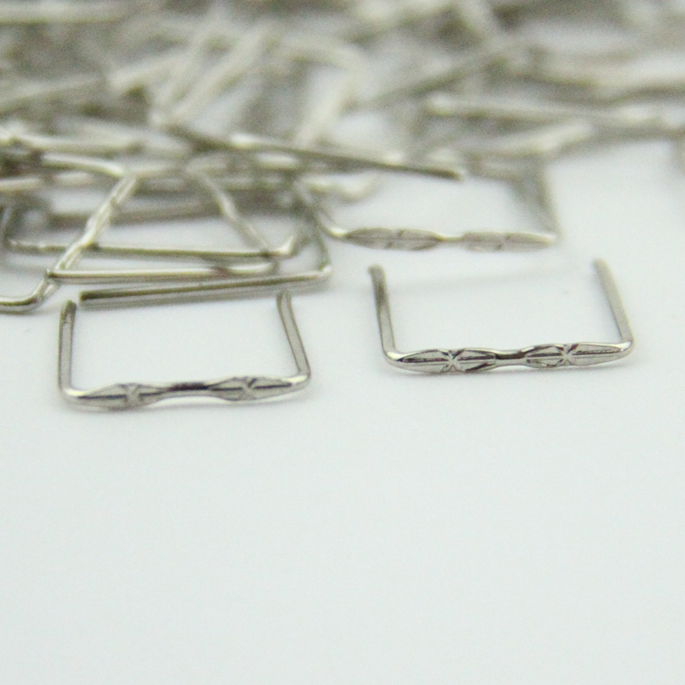 200Pcs Metal Finding Gold Color Metal Connectors For Prisms hanging 8X10MM
