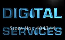 LB967- Digital Services Print  Photo NEW Light Sign   home decor  crafts