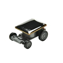 Car Racer Educational Gadget Children Kids Toys Solar Power Car Mini Toy 1 Pc New Arrival(China)