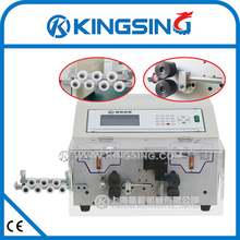 Full Computer Wire Cutting Stripping Machine KS-09K(110V) + Free shipping by DHL  air express (door to door service)