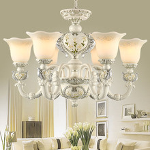 Nordic chandelier Luxury contemporary chandelier european chandeliers for rectangular dining room lustre candelabro