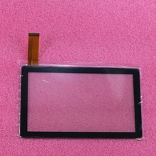 "New hot 7"" 7Inch Capacitive Touch Screen PANEL Digitizer Glass Replacement for Allwinner A13 Q88 Q8 Tablet PC pad Free Shipping"