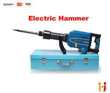 Electric Pick GUN Z1G-DS-98 with rotate handle, Electric Hammer 3600W