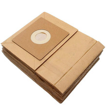 15Pcs New Aplacement Common Vacuum Cleaner Garbage Dust Paper Bag For Electrolux &Philips 100*110mm Diameter 50mm SR032