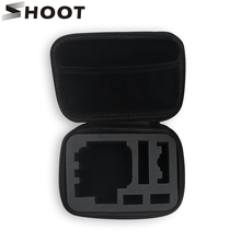 Small Size Waterproof EVA Collection Camera Box for Gopro HERO4 5 4 3 SJCAM SJ4000 SJ5000 Plus Xiaomi Yi 4K GoPro Accessories