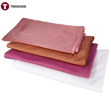 Soft Beauty Bed Sheet Comfort Massage Cover Solid Bedding With Curling Selvedge