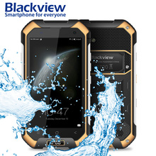 "Blackview BV6000S Smartphone 4G Waterproof IP68 4.7"" HD MT6737 Quad Core Android 6.0 Mobile Phone 2GB+16GB 8MP Camera Cell phone"