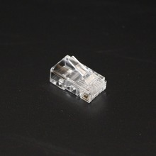 100 PCS/LOT UTP RJ 45 Cat 5e 8P8C Network Plug For Ethernet Cable,UTP Cat 5e Network Cable