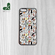 Hot Sell cute Kawaii ghibli Custom Made Mobile Phone Accessories Protective Cover For Iphone 6 6S And samsung all models