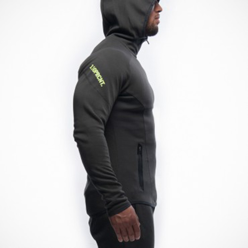 Bodybuilding Gyms Hoodie Tracksuit Tops Muscle Fit Gyms Workout Sweatshirt
