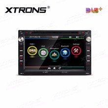 XTRONS 7 inch Car DVD Player 2 din Radio DAB+Canbus GPS Navigation For vw JETTA GOLF CITI CHICO LUPO POLO/PEUGEOT 307/SKODA/SEAT