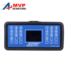 High Quality Super MVP Key Programmer As Key Diagnostic Tool For Multi-Cars MVP Pro Key Decoder No Token Limited Free Shipping