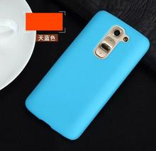 Phone Case Hard Plastic Rubberized Matte Back Coverfor LG G2 mini D620 Cellphone Cases New In Stock + Tracking