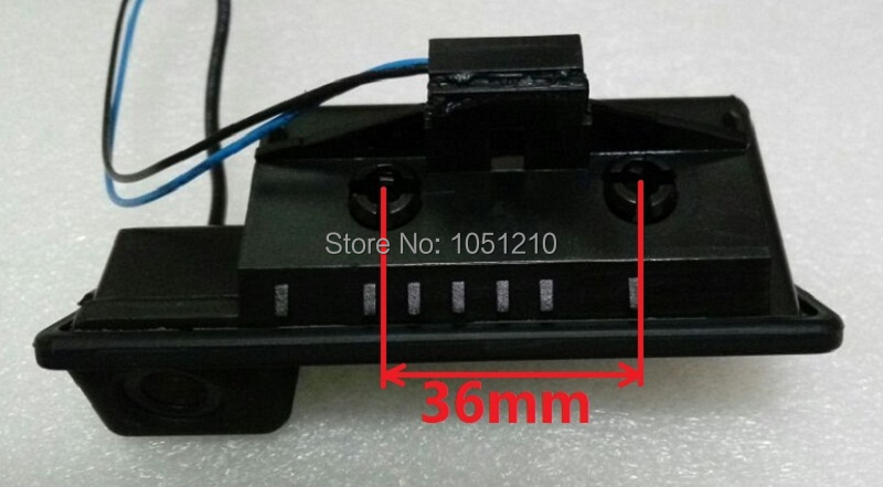 BMW E60 E61 E70 E71 E72 E82 E88 E84 E90 E91 E92 E93 X1 X5 Parking Backup Camera_size 2