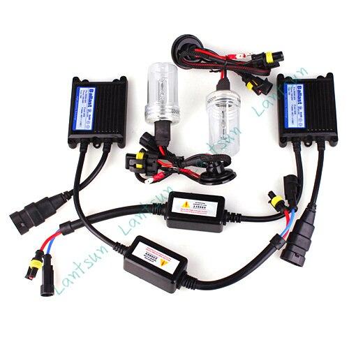 hid xenon conversion kit H1 h3 h4 h7 H8 H9 H11 H13 9005 9006 880 super slim ballast AC 12V 35W  IP68 one year warranty<br><br>Aliexpress