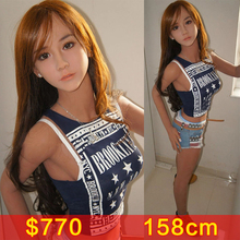 Buy Japan Real Silicone Sex Dolls Women Realistic Big Breast Masturbator Vagina Pussy Adult Sexy Toys Metal Skeleton Love Doll