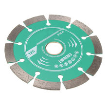 1pc 125mm Metal Alloy Diamond Saw Blade Wheel Cutting Disc for Concrete Marble Masonry Tile Thickness 2mm Engineering Cutting(China)