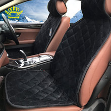 ROWNFUR Seat Cover Four Seasons Car Accessories Universal Car Styling For Front Back Seat Covers Car Interior Accessories(China)