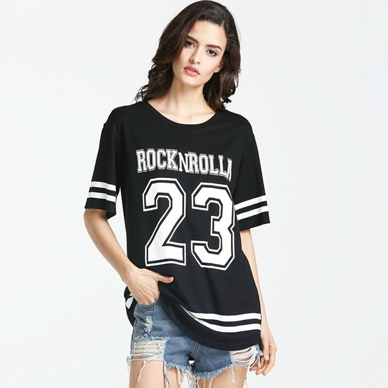 Compra Para mujer camisetas de béisbol <b>online</b> al por mayor ...