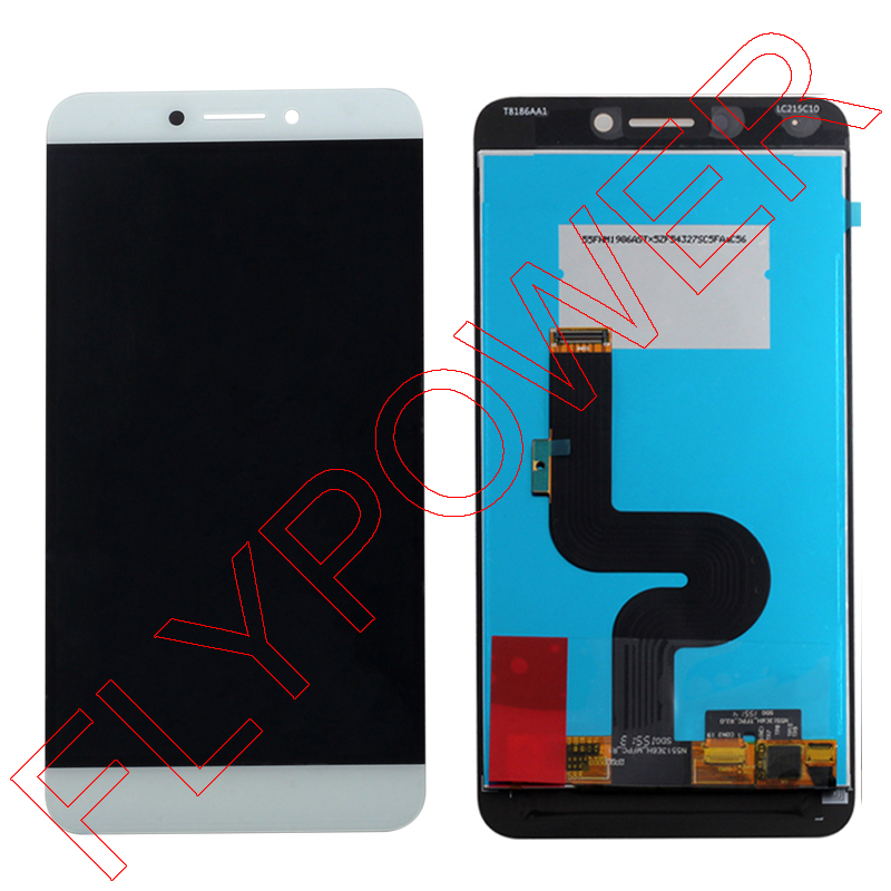 For Letv le 1s X500 LCD Screen display With Touch Screen Digitizer Assembly white and gold by Free Shipping; 100% warranty<br><br>Aliexpress