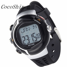 CocoShine A-918 New Waterproof Fitness Heart Rate Monitor Sport Watch Calories Counter wholesale