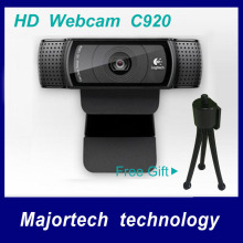 Logitech C920 HD Webcam 1080p Webcam Video , Conferencing Camera