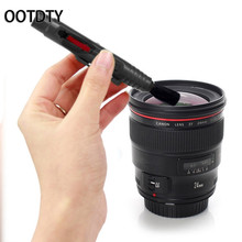 OOTDTY Camera Cleaning Lens pen Digital Products Camera Glasses Lens Screen LCD Cleaning Pen-type Brush