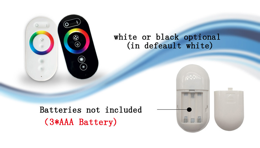 led touch select