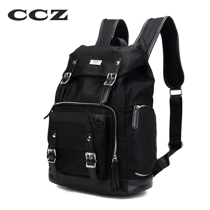 CCZ New Arrival Nylon Backpack Women Fashion Backpack Men Rucksack Bagpack Backbag Shoulders Bag Laptop Bag Schoolbag BK8031<br>