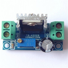 LM317 DC-DC direct current converter step-down circuit board Adjustable linear regulators