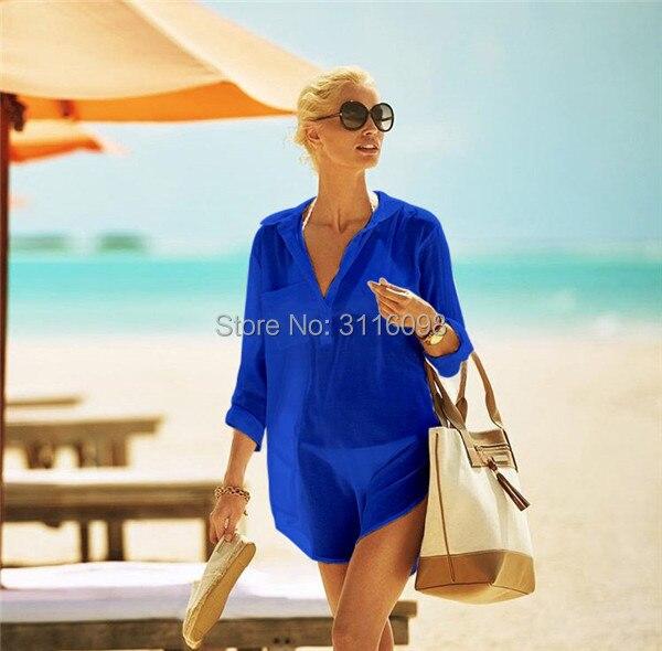 beach dresses bikini cover up604