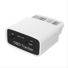 KROAK OBDII OBD2 OBD 16 PIN Auto Car GPS Tracker locator with web vehicle Fleet Management System For IOS/Android APP(China)